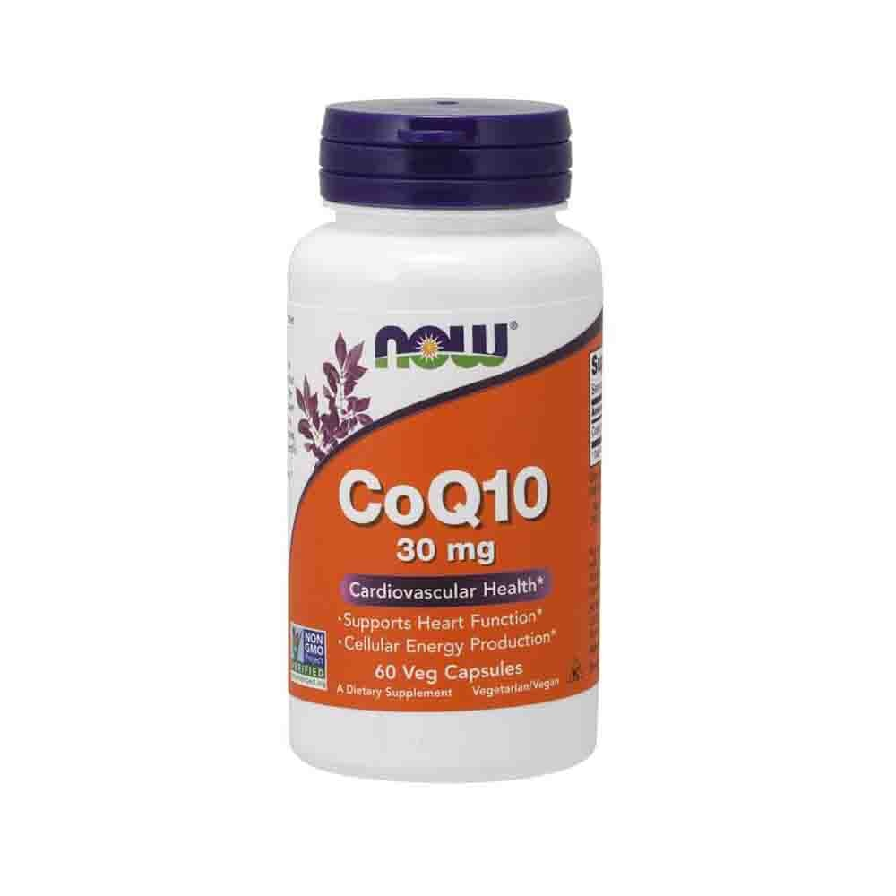 Capsule Coenzima Q10, Tensopril 60 Capsule