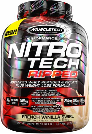 Muscletech Nitro-Tech Ripped 1.81 kg