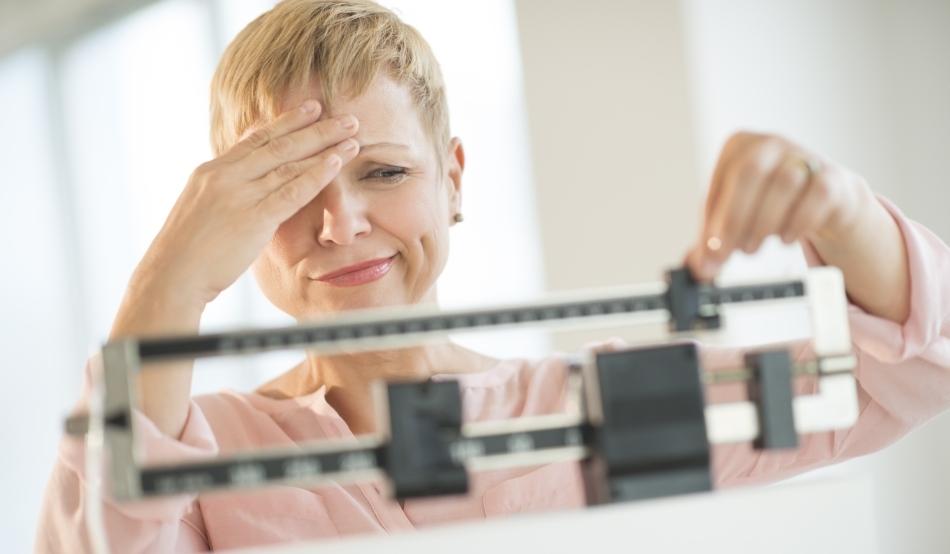 pierde în greutate femeie de vârstă mijlocie)