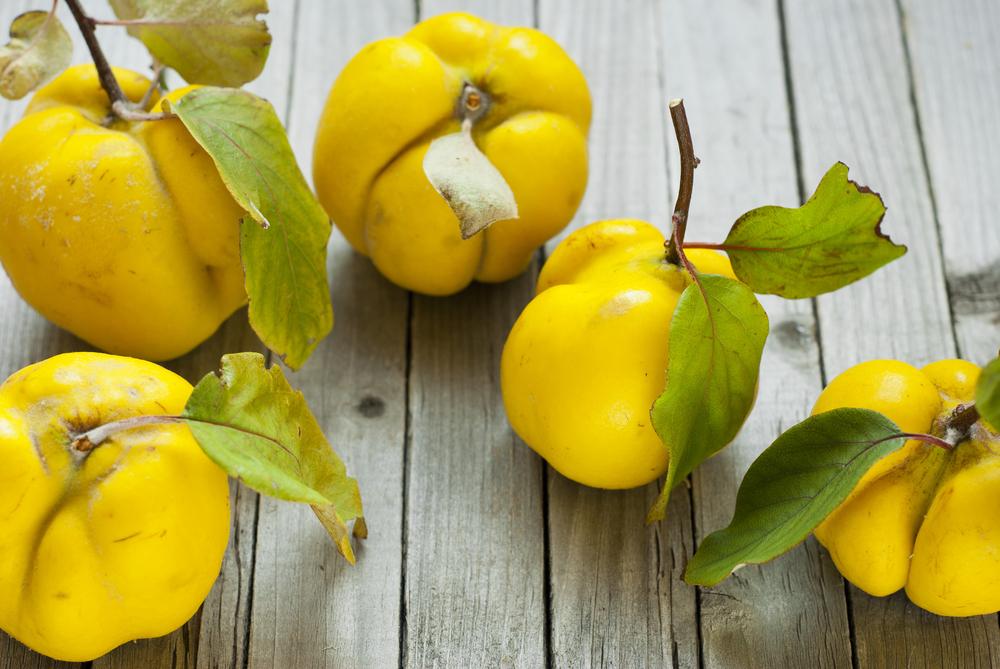 Gutuile ajută la pierderea în greutate