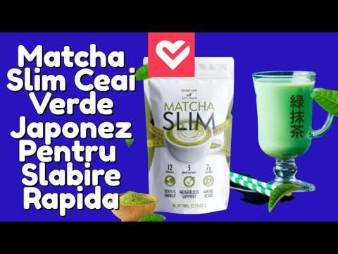 Matcha Slim ceai de slabit – pret, pareri, prospect, forum, farmacii